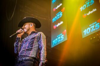 Concierto privado KLOVE: Espinoza Paz