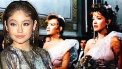 Karol Sevilla confiesa que le dio miedo protagonizar el remake de 'Quinceañera' y revela la razón