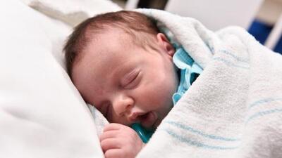 La increíble historia de Lynlee, la bebé que nació dos veces