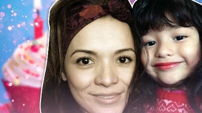 """""""Feliz cumpleaños, princesa"""": la triste felicitación de la familia a la hija de Karla Luna"""