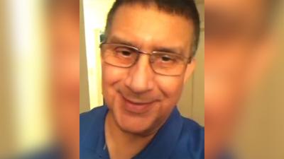 Tony Guerrero of La Sombra returns home after weeks in hospital