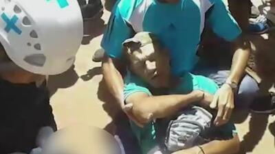 Revelan imágenes de la brutal represión del régimen de Maduro contra indígenas en la frontera con Brasil