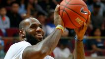 New York Knicks pudo ser la casa de LeBron James