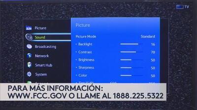 Detalles para seguir viendo Univision 40 North Carolina