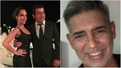 Estas son las últimas fotos del esposo de Sharis Cid con su cuñado, antes de ser asesinado
