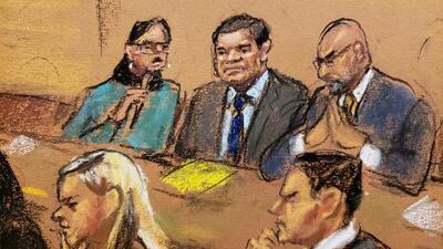En la corte que juzga a 'El Chapo' ensayan medidas de seguridad para cuando se conozca el veredicto