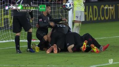 ¡GOOOL! Russell Canouse anota para D.C. United
