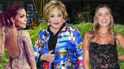 Mientras Frida Sofia se distancia de la dinastía Pinal, Michelle Salas se reencuentra con su bisabuela Silvia