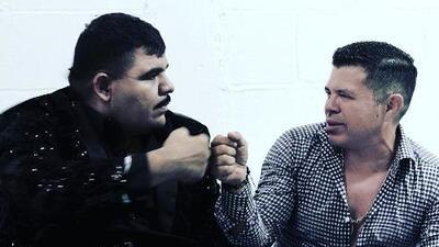 Chuy Lizárraga lanza 'El pisto es primero' y Jorge Medina recibe el brindis