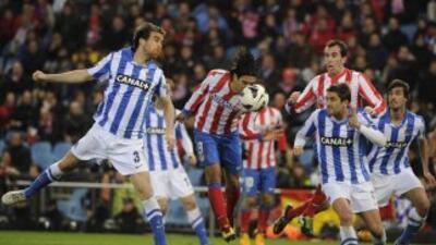 Atlético de Madrid 0-1 Real Sociedad: La Real Sociedad revienta el Calderón