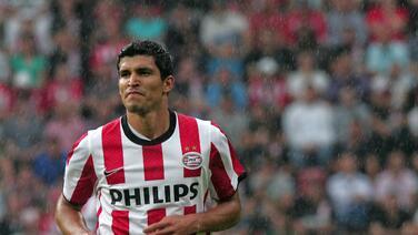 Recuerdan el primer gol del 'Maza' con el PSV