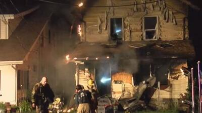 Mueren 5 niños en un incendio en una guardería en Pennsylvania