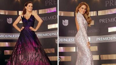 ¡Fuertes comentarios! Jomari y David Salomón escogieron los mejor y peor vestidos de PLN