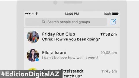 Facebook está escaneando tus mensajes