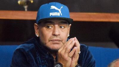 """Maradona desaprueba una posible llegada de Sampaoli a la 'albiceleste': """"Está inflado"""""""