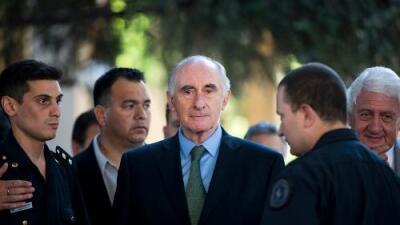 Muere el expresidente argentino Fernando De la Rúa