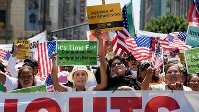 La Conferencia Nacional de Alcaldes de EEUU le pide a Trump y al Congreso una reforma migratoria
