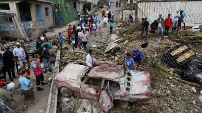 Muerte y devastación, el saldo tras un poderoso tornado que azotó a Cuba