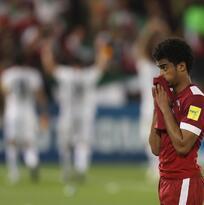 Qatar estaría prácticamente sin posibilidades de clasificar al Mundial