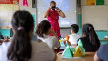 El Distrito Escolar Unificado de Los Ángeles comienza a prepararse para la reapertura de escuelas