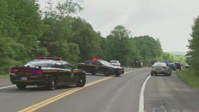 Muere un cadete y 22 personas resultan heridas al volcar un transporte de tropas cerca de la academia West Point