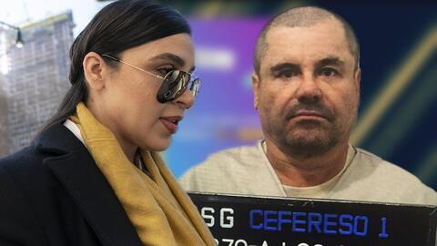 Emma Coronel se puso romántica y felicita a 'El Chapo' Guzmán por su cumpleaños en la distancia