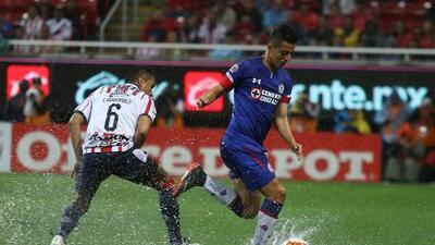 Cómo ver Cruz Azul vs. Chivas en vivo, por la Liga MX 12 enero 2019