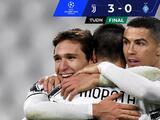 Cristiano lleva de la mano a la Juventus rumbo a los Octavos en la Champions League