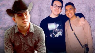 'Completamente solo', el ex novio de Johnny Rivera anuncia su lanzamiento como cantante