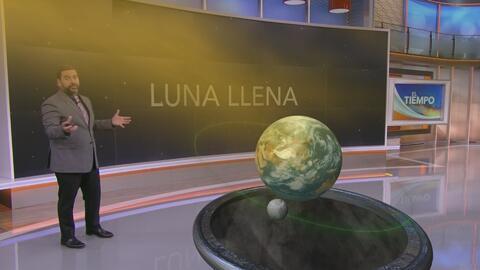 La Luna: fases, colores y curiosidades, Albert Martínez nos habla de nuestro satélite natural