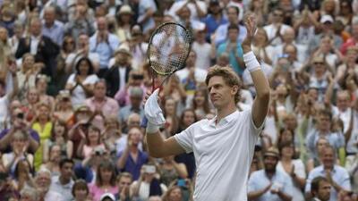 Kevin Anderson vence a John Isner en 'maratón' para ir a la Final de Wimbledon
