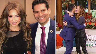 Ismael Cala ha tenido un gran año e invitó a Karla a compartir su felicidad este 2018