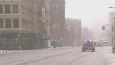 El 'Thanksgiving' más frío de la historia para el noreste del país, según experto
