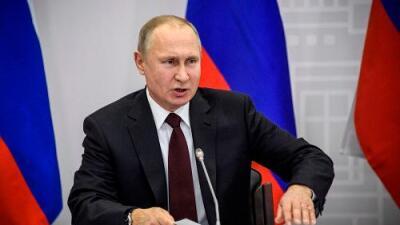 """Putin, sobre la interferencia rusa en las elecciones presidenciales: """"Me tiene sin cuidado"""""""