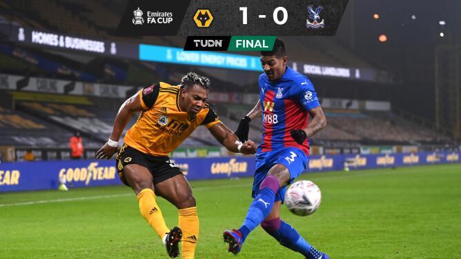 Wolverhampton y Liverpool se meten a la Cuarta Ronda de la FA Cup
