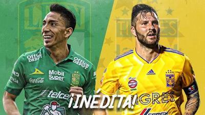 León y Tigres disputarán una Final inédita en el Clausura 2019