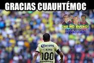 Cuauhtémoc Blanco se despidió ante Monarcas y los memes no faltaron en las redes sociales