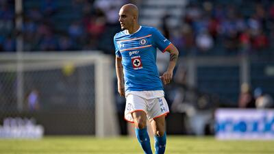 Fabio Santos encabeza lista preliminar de transferibles en Cruz Azul