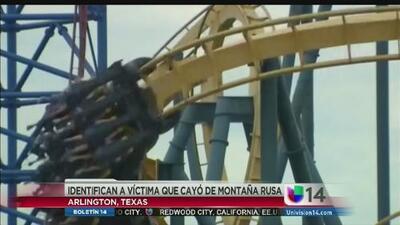 Revelan cómo murió la mujer en la montaña rusa de Texas