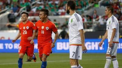 El 7-0 de Chile a México, ¿fue un accidente del fútbol o reflejó la realidad de ambas selecciones?