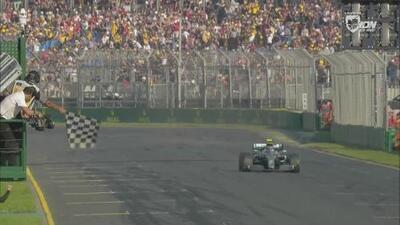 Valtteri Bottas se lleva el Gran Premio de Australia y Mercedes hace el 1-2