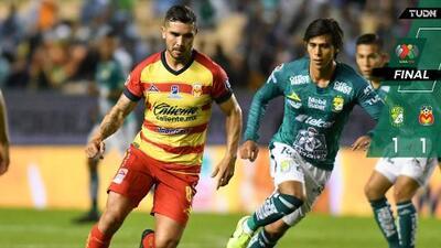 León y Monarcas dividen puntos pero siguen sin Liguilla