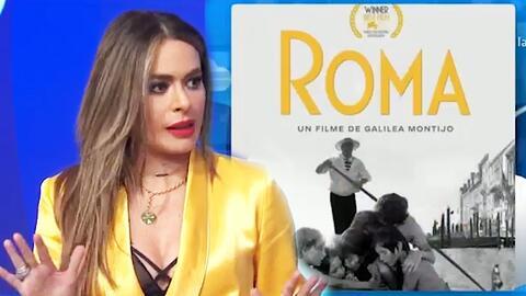 """""""Voy a seguir diciendo estupideces"""": Galilea Montijo ante la ola de memes por su comentario sobre 'Roma'"""