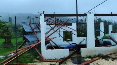 El supertifón Yutu causa al menos la muerte de una persona en las Islas Marianas del Norte