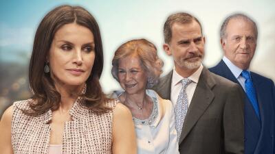 Encuesta revela que la reina Letizia es la peor valorada de la familia real (los españoles prefieren a Sofía)