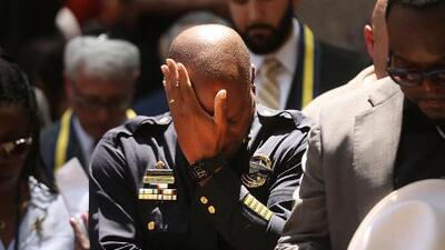 La matanza de policías en Dallas fue cometida por un veterano movido por odio racial
