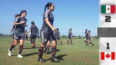 Tri Femenil Sub 17 logró su pase al Mundial Uruguay 2018