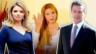 """""""No es chisme"""": Mhoni Vidente dice que 'la Gaviota' tiene un noviazgo con su guardaespaldas"""