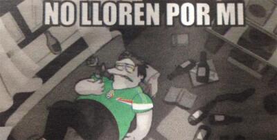 Lamentos, bromas y memes por el despido del Piojo Herrera