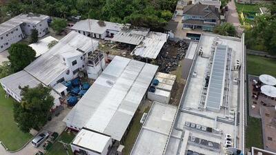 """Dormitorio del Flamengo que se incendió estaba registrado como """"estacionamiento"""""""